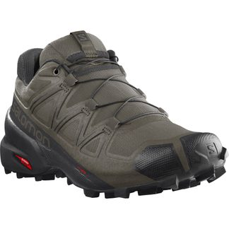 Salomon - Speedcross 5 Herren grape leaf black phantom