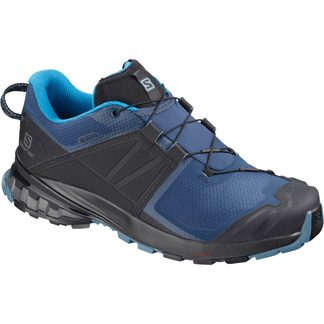 Salomon - XA Wild GTX Herren sargasso sea black bluestone
