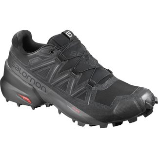 Salomon - Speedcross 5 GTX Herren schwarz phantom