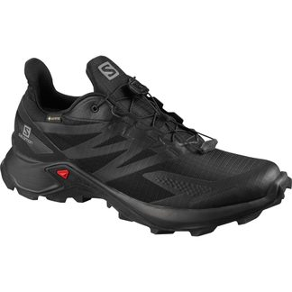 Salomon - Supercross Blast GTX Herren black