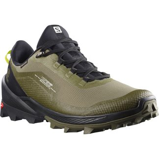 Salomon - Crossover GTX Herren deep lichen green black evening primrose