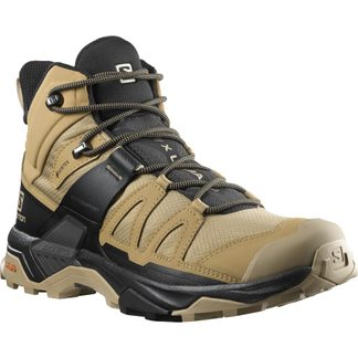 Salomon - X Ultra 4 MID GTX Herren kelp black safari