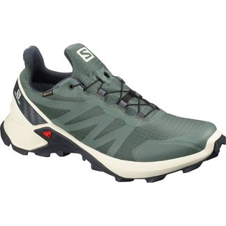 Salomon - Supercross GTX Herren balsam green vanilla ice india ink