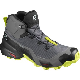 Salomon - Cross Hike MID GTX® Herren magnet black lime punch