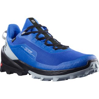 Salomon - Crossover GTX Herren palace blue black pearl blue