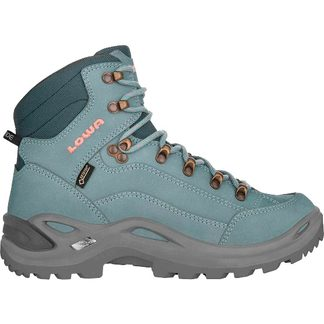 Lowa - Renegade GTX MID Women ice blue salmon