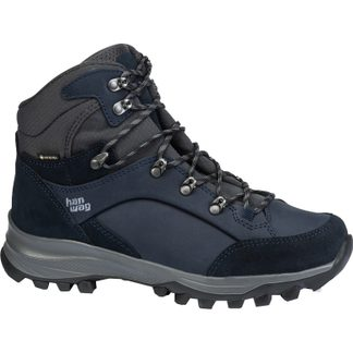 Hanwag - Banks Narrow Lady GTX Women navy asphalt