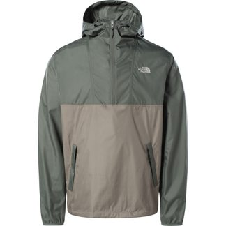 The North Face® - Cyclone Anorak Men agave green mineral