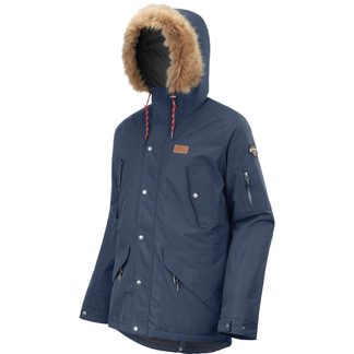 Picture - Kodiak Parka Men dark blue