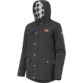 Picture - Jack Parka Men black