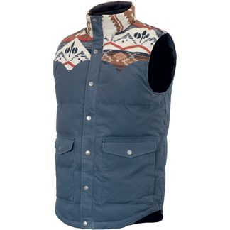 Picture - Russel Vest Men dark blue