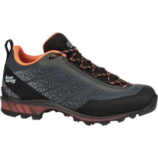 Hanwag - Ferrata Light Low Lady asphalt orink
