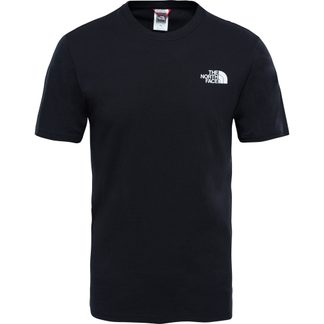 The North Face® - Redbox T-Shirt Herren tnf black