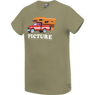 Picture - Schmido T-Shirt Herren military