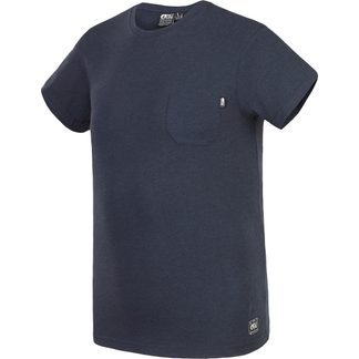 Picture - Arthur T-Shirt Herren dark blue