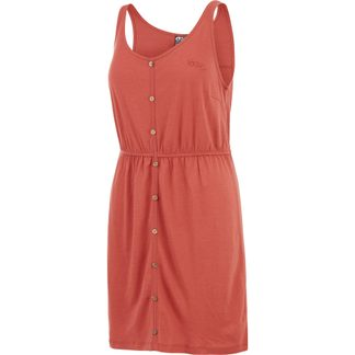 Picture - Lyna Dress Women redwood