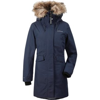 Didriksons - Erika Parka Damen dark night blue