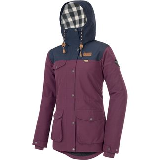 Picture - Kate Jacke Damen burgundy