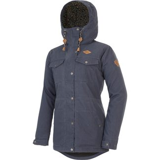 Picture - Friday Jacket Women dark blue