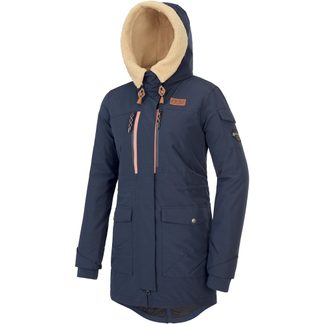 Picture - Camden Parka Women dark blue