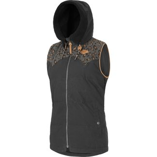 Picture - Holly Vest Women black