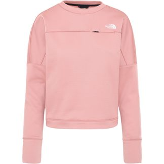 The North Face® - Hikesteller Pullover Women pink clay