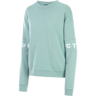 Picture - Lalaby Crew Sweater Women aqua blue