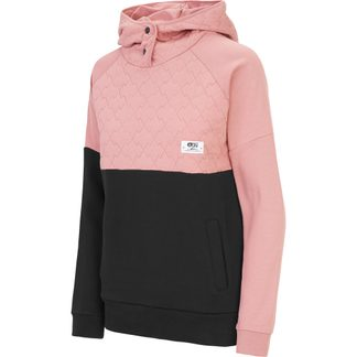 Picture - Jully Hoodie Damen misty pink