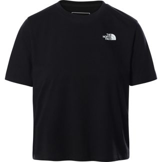 The North Face® - Foundation Cropped T-Shirt Damen tnf black