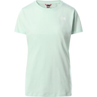 The North Face® - Simple Dome T-Shirt Damen misty jade