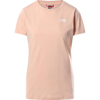 The North Face® - Simple Dome T-Shirt Damen evening sand pink