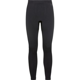 Odlo - Performance Warm Base Layer Pants Men black new odlo grey