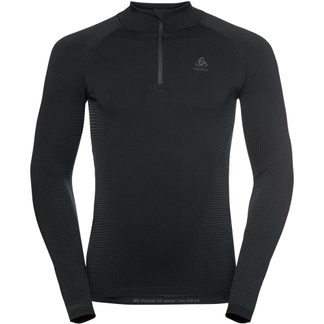 Odlo - Performance Warm Eco Longsleeve Men black new odlo grey