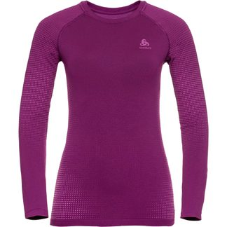 Odlo - Performance Warm ECO Baselayer Women charisma purple cactus flow
