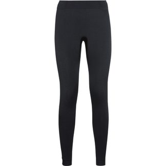Odlo - Performance Warm Eco Leggings Women black new odlo grey