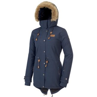 Picture - Katniss Parka Women dark blue