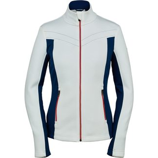 Spyder - Encore Full Zip Jacket Women wht aby