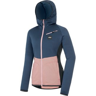 Picture - Miki Softshell Jacket Women dark blue