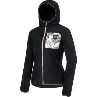 Picture - Izimo Fleece Jacket Women black