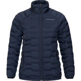 Peak Performance - Argon Light Isolationsjacke Damen blue shadow