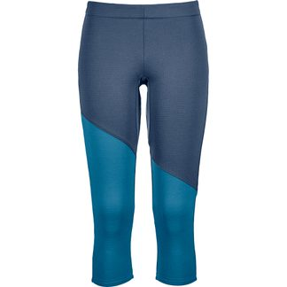 ORTOVOX - Fleece Light Short Pants Damen night blue