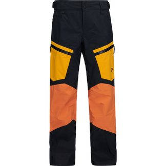 Peak Performance - Gravity Skihose Herren orange altitude