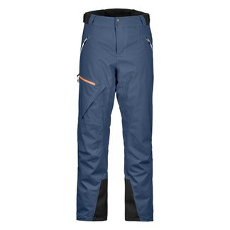 ORTOVOX - 2L Swisswool Andermatt Hardshellhose Herren night blue