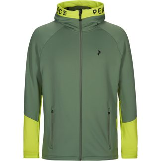 Peak Performance - Rider Zip Hood Men fells view