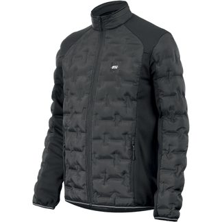 Picture - Horse Hybrid Jacket Men black