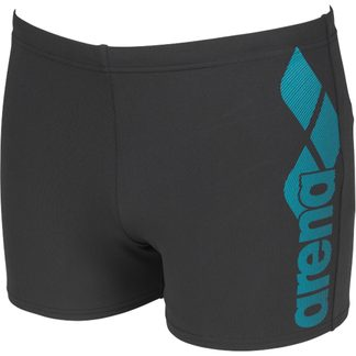 Arena - Optimal Short Swim Short Men asphalt-martinica