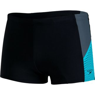 Speedo - Dive Aquashorts Men black grey