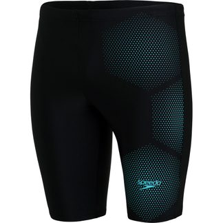 Speedo - Tech Placement Jammer Men black light adriatic