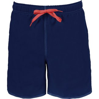 Arena - Boxer Fundamentals Solid Swim Shorts Men navy red