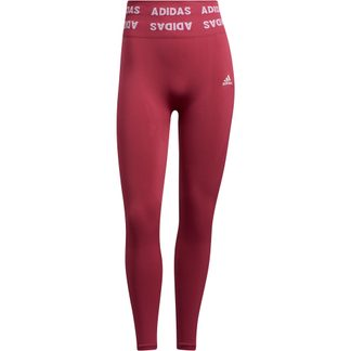 adidas - Training Aeroknit 7/8 High-Rise Tights Women wild pink